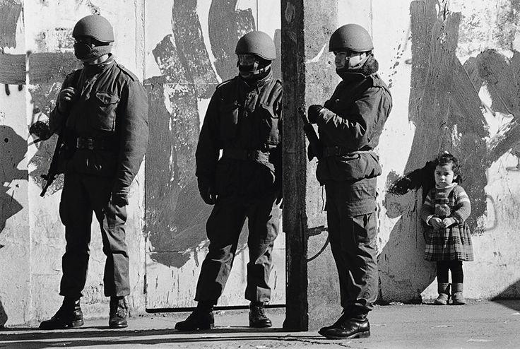 La herida de toda una generación, 1973 - 1990.