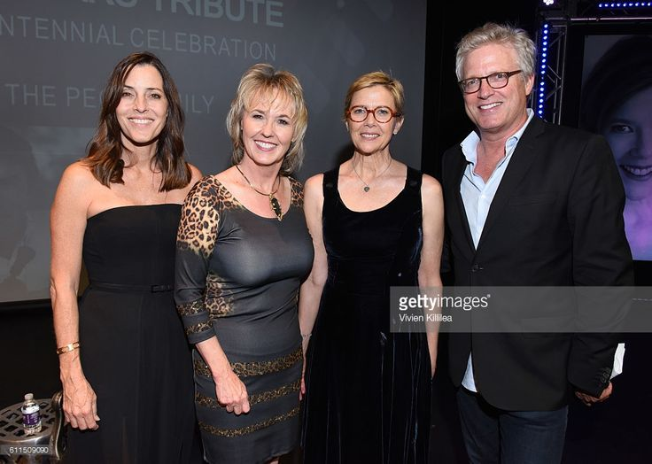 Producer Cecilia Peck, Producer and Co-founder of the San Diego Film Festival Tonya Mantooth, actress Annette Bening, and SVP of Sony Pictures Peter Nelson attend the 2016 San Diego International Film Festival on September 29, 2016 in San Diego, California.