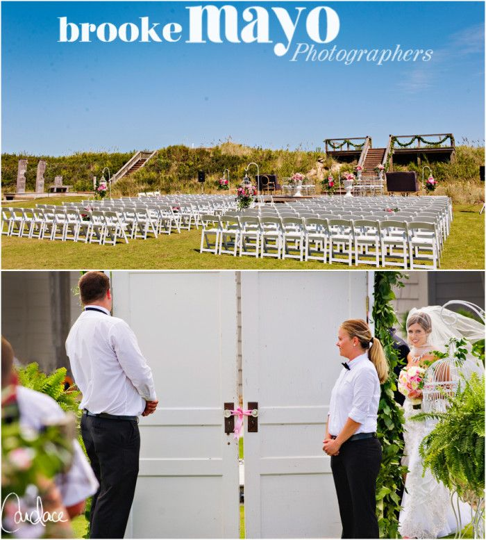 Outer Banks Destination Wedding OBX Beach