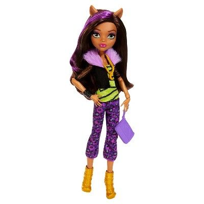 Monster High Signature Look Clawdeen Wolf Doll
