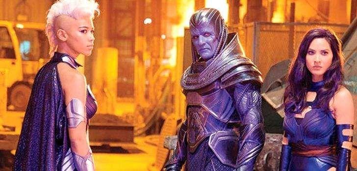 Na reportagem de capa desta semana, o EW entrou no set de X-Men: Apocalipse para ter o primeiro vislumbre do blockbuster baseado em quadrinhos que chega aos cinemas em Maio do ano que vem. O Apocalipse está chegando para os X-Men. Ou, mais especificamente, um mutante egípcio gigante com 5.000 anos de idade que é …