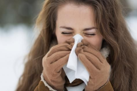 A nutritionist says most of things we think about the common cold are just urban myths.