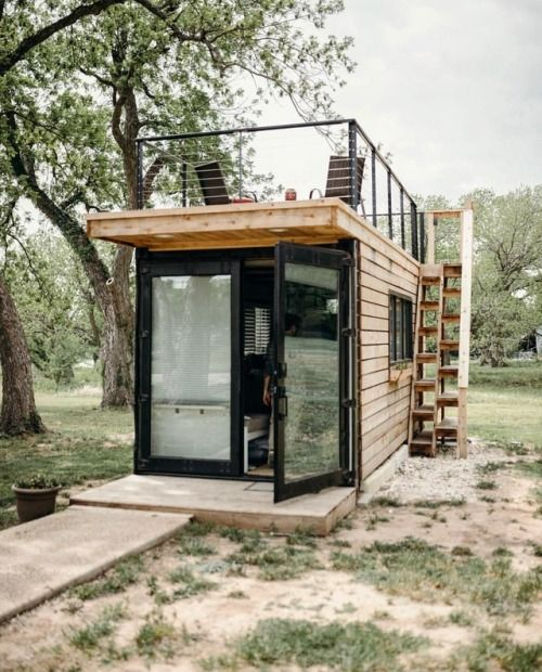shipping container cabin off grid living in 2019 container house rh pinterest com