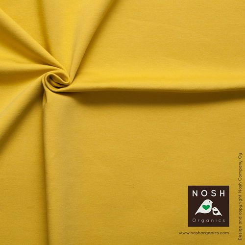 Organic cotton Stretch College, Yellow/ NOSH