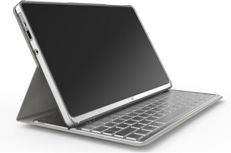 #Acer AspireP3 - Une nouvelle #tablette tactile avec clavier pour le mois de mai !