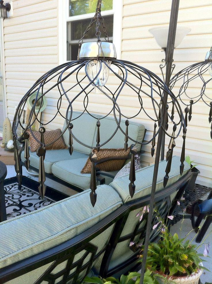 17 best ideas about solar light chandelier on