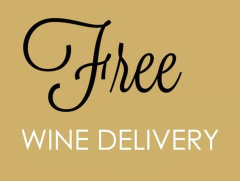 FREE WINE DELIVERY WITH NO STRINGS ATTACHED