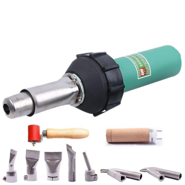 (159.55$)  Watch now  -  LST1600 110V/220V 1600W CE hot air welder gun,plastic welding torch,hot air welding machine,plastic welder gun