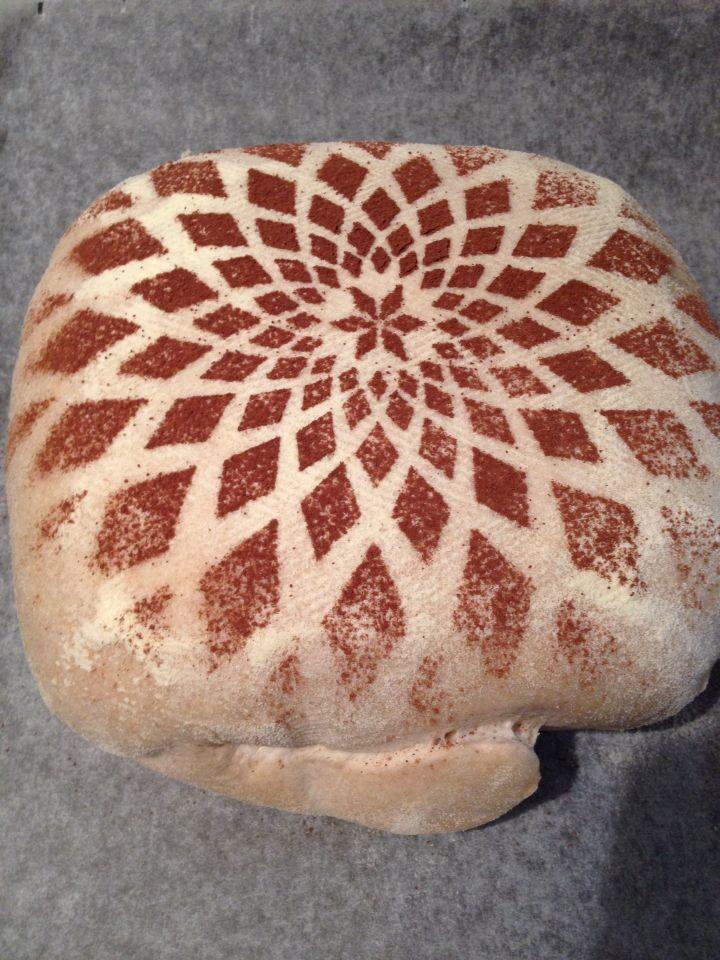 Pane semintegrale con licoli