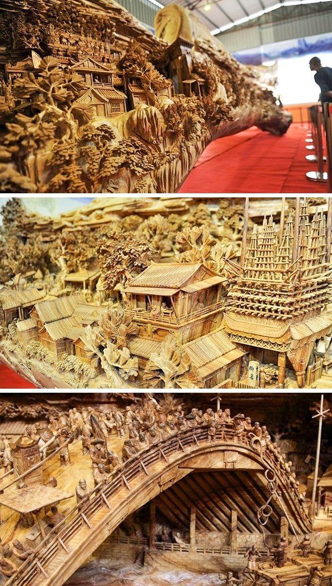 Realistic Wood Craft