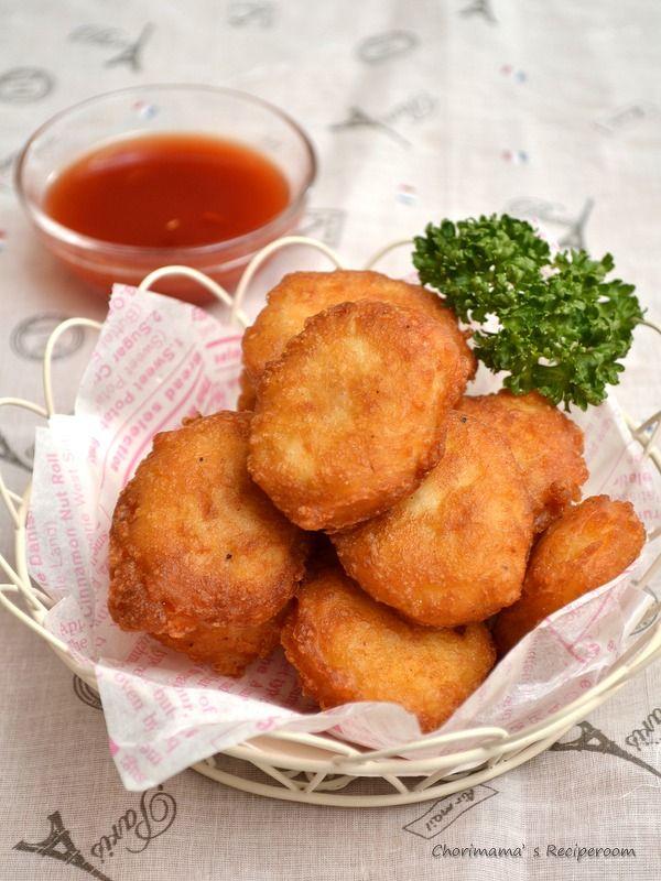 チキンナゲット by 西山京子/ちょりママ | レシピサイト「Nadia | ナディア」プロの料理を無料で検索