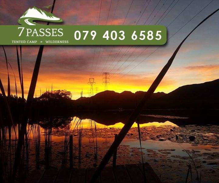 Enjoy beautiful and unique sunsets while enjoying your stay at #7Passes. To book your stay, call us on 079 403 6585. #accommodation #sunsets #GardenRoute