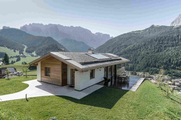 Дом для семейного отдыха в горах Италии