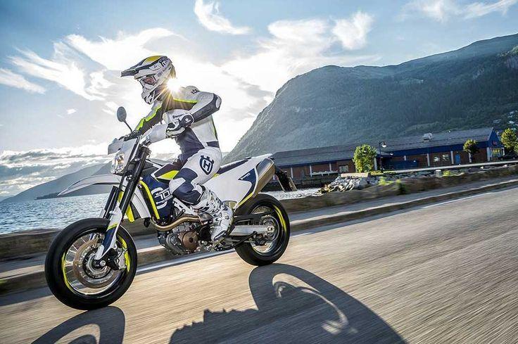 Husqvarna 701 Supermoto é a nova moto de rua da marca - Duas Rodas - Notícias, Testes, Vídeos e Lançamentos de Motos