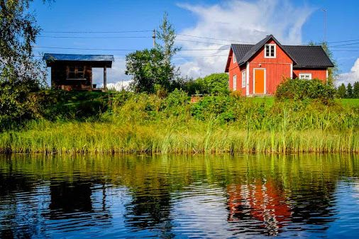 Finding Serenity and Silence in Finland http://bit.ly/1EPzoYl #finland…