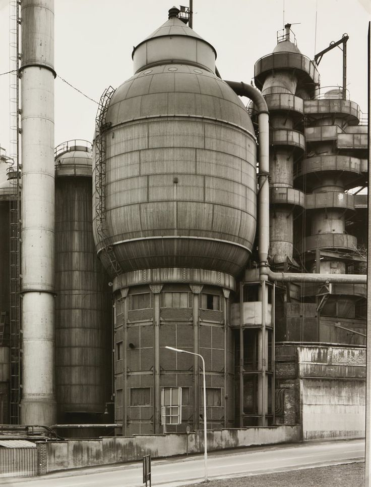 Bernd and Hilla Becher  Untitled (Watertower), 1983  Black-and-white photograph  15 7/8 x 12 in. (40.3 x 30.5 cm)