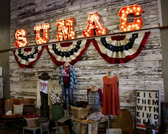 One of my favorite boutiques in Chickasaw Country is Sumac Trading Co.!