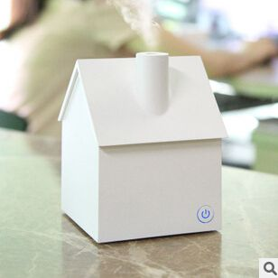 Домашний офис USB увлажнитель очиститель диффузор туманообразователь дом в стиле аромат увлажнитель эфирное масло диффузор небулайзер творческие подарки купить на AliExpress