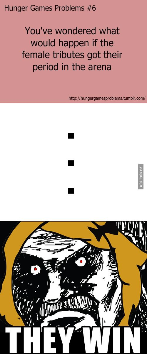 hunger games problems | 9GAG - Hunger Games Problems...?