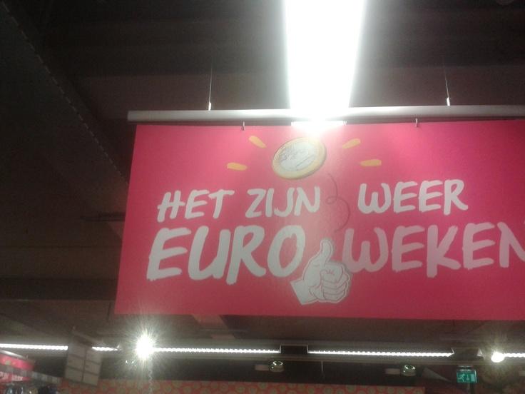 het zijn weer Euro-weken