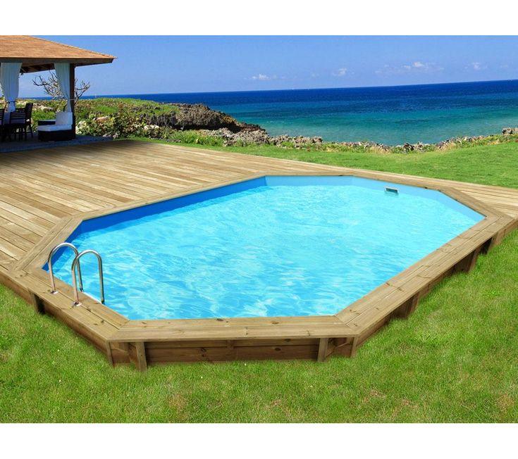 piscine bois carrefour. Black Bedroom Furniture Sets. Home Design Ideas