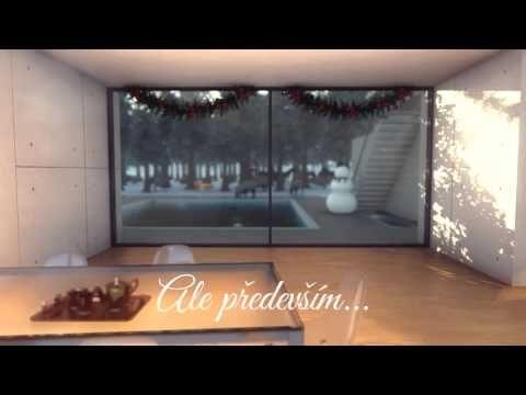 Vánoční přání 2015 - YouTube