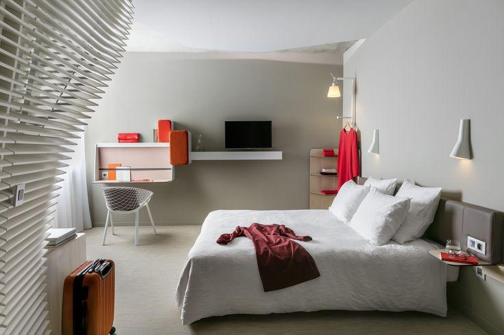 OKKO HOTELS Bayonne Centre : la chambre premium