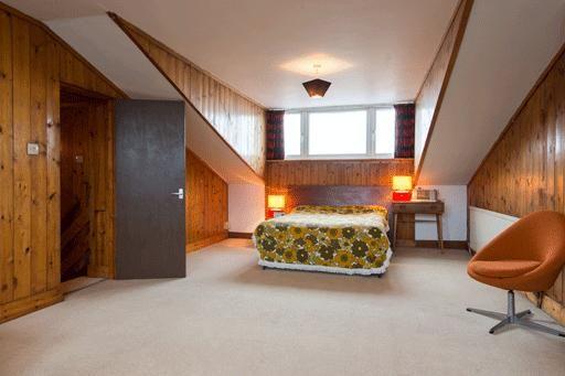 Milner Road 038: 1970s interior