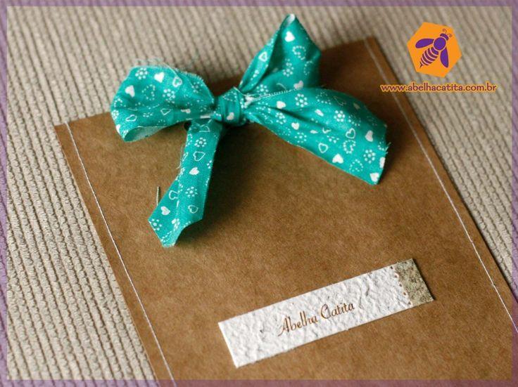 http://www.abelhacatita.com/2/papelaria-ecologica-convite-em-papel-semente-e-envelope-artesanal-costurado/