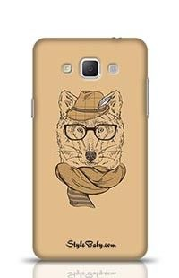 Mr. Fox Samsung Galaxy A7 Phone Case