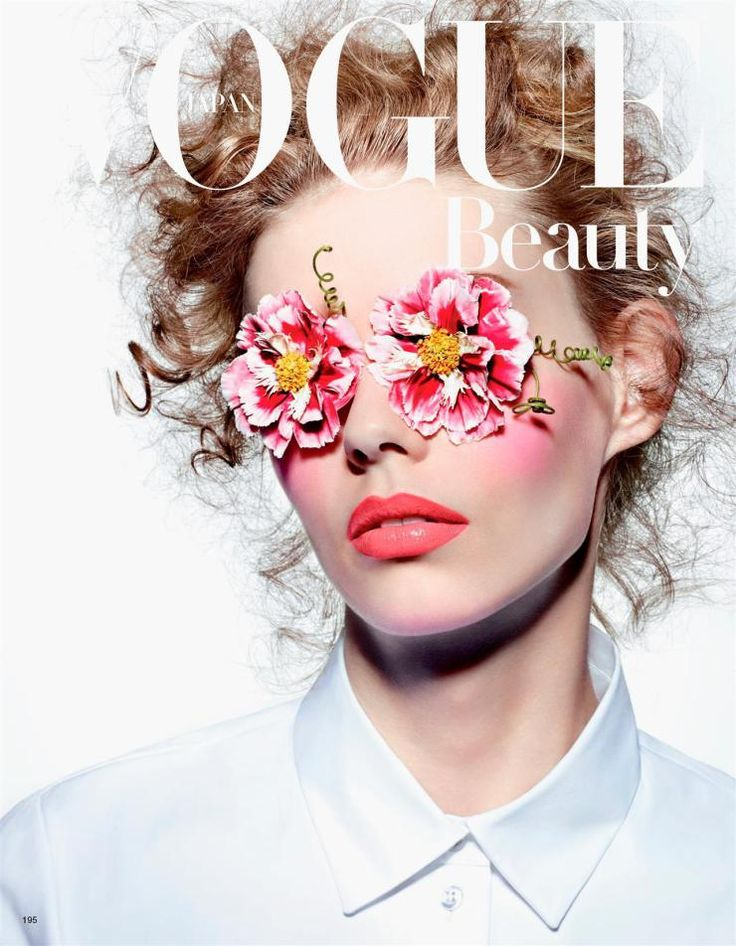Vogue Japan March 2015 Model: Ondria Hardin Photographer: Richard Burbridge Fashion Editor: Nicolette Owen Hair: Tamara McNaughton Make-up: Peter Philips