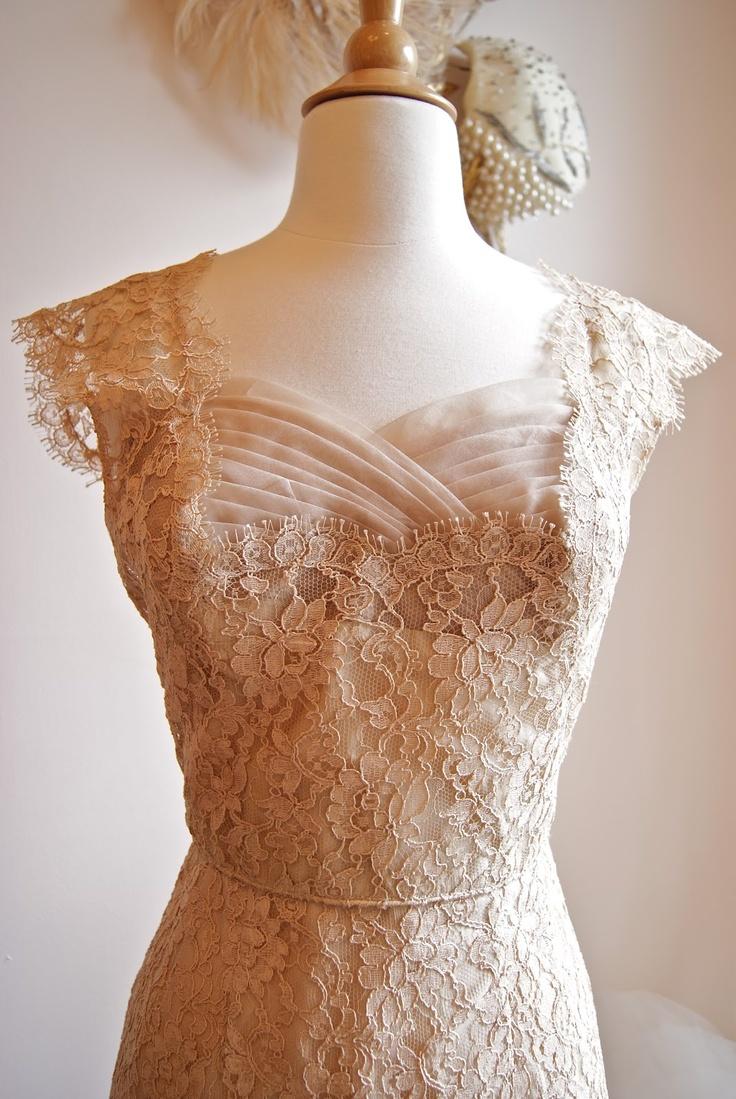 Swoon-worthy lace and organza bodice via Xtabay: Xtabay Vintage, Fashion Vintage, Vintage Dresses, Vintage Lace Dresses, Vintage Lacy Dresses Pink, Clothing Boutiques, Vintage Style, Vintage Clothing, Portland Oregon