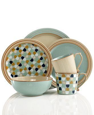 denby dinnerware heritage collection casual dinnerware dining u0026 macyu0027s