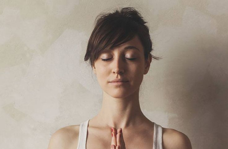"""The unique way this totally silent sound bath helps people relieve stress  