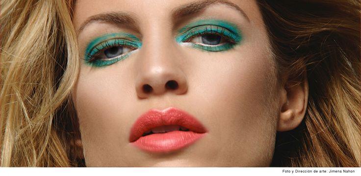 Regina Cosmetics campaña regina cosmetics  Regina kuligovksi makeup maquillaje beauty moda