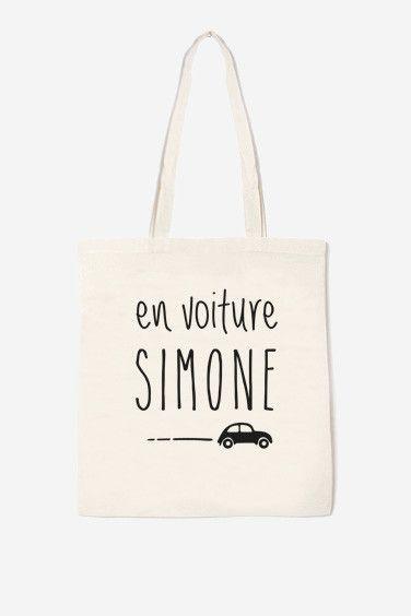 #totebag #envoitureSimone #rad