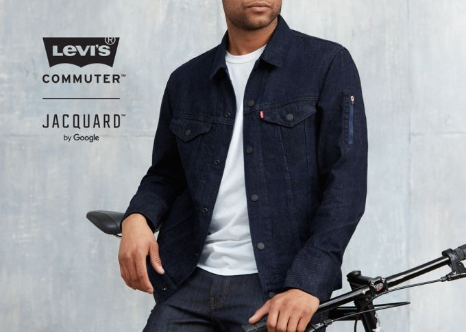 Google and Levis will launch their first smart jacket this fall for $350 (Project Jacquard)