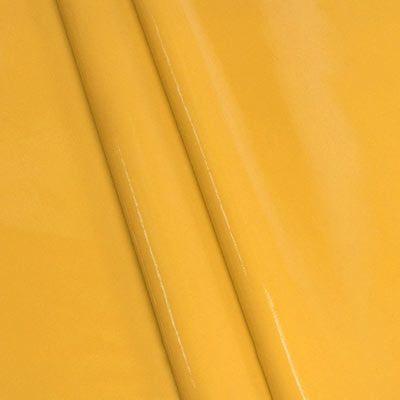 Yellow Pleather Fabric