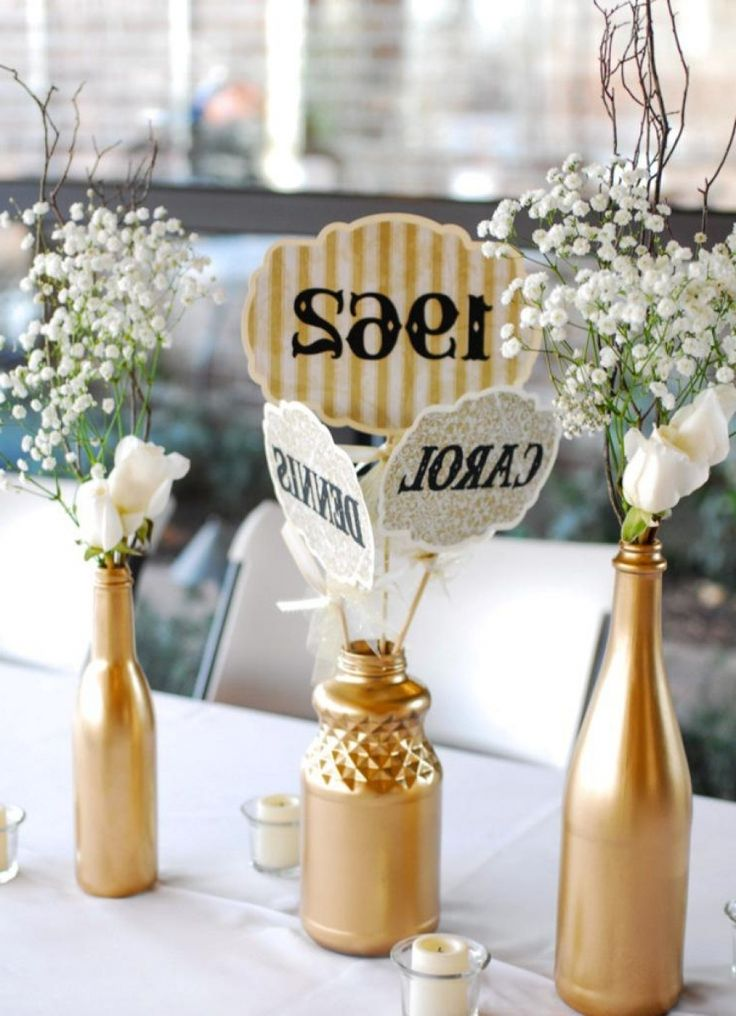 Best 50th Wedding Anniversary Decorations Ideas Room