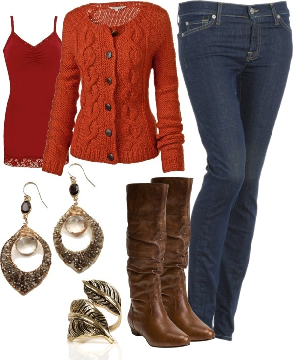 """""""Casual Autumn"""" by stay-at-home-mom on Polyvore"""