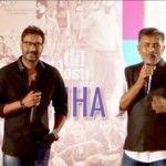 Prakash jha Announces His Upcoming Movie With Ajay Devgan
