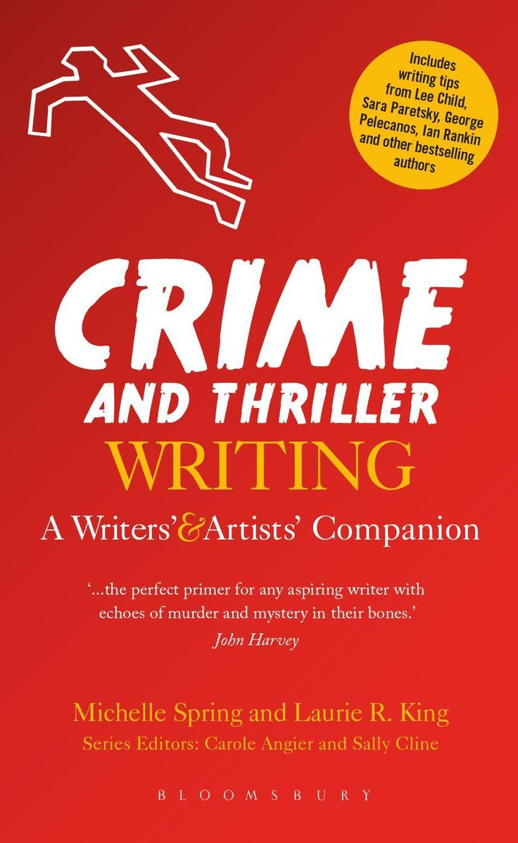 #ClippedOnIssuu from Crime and Thriller Writing