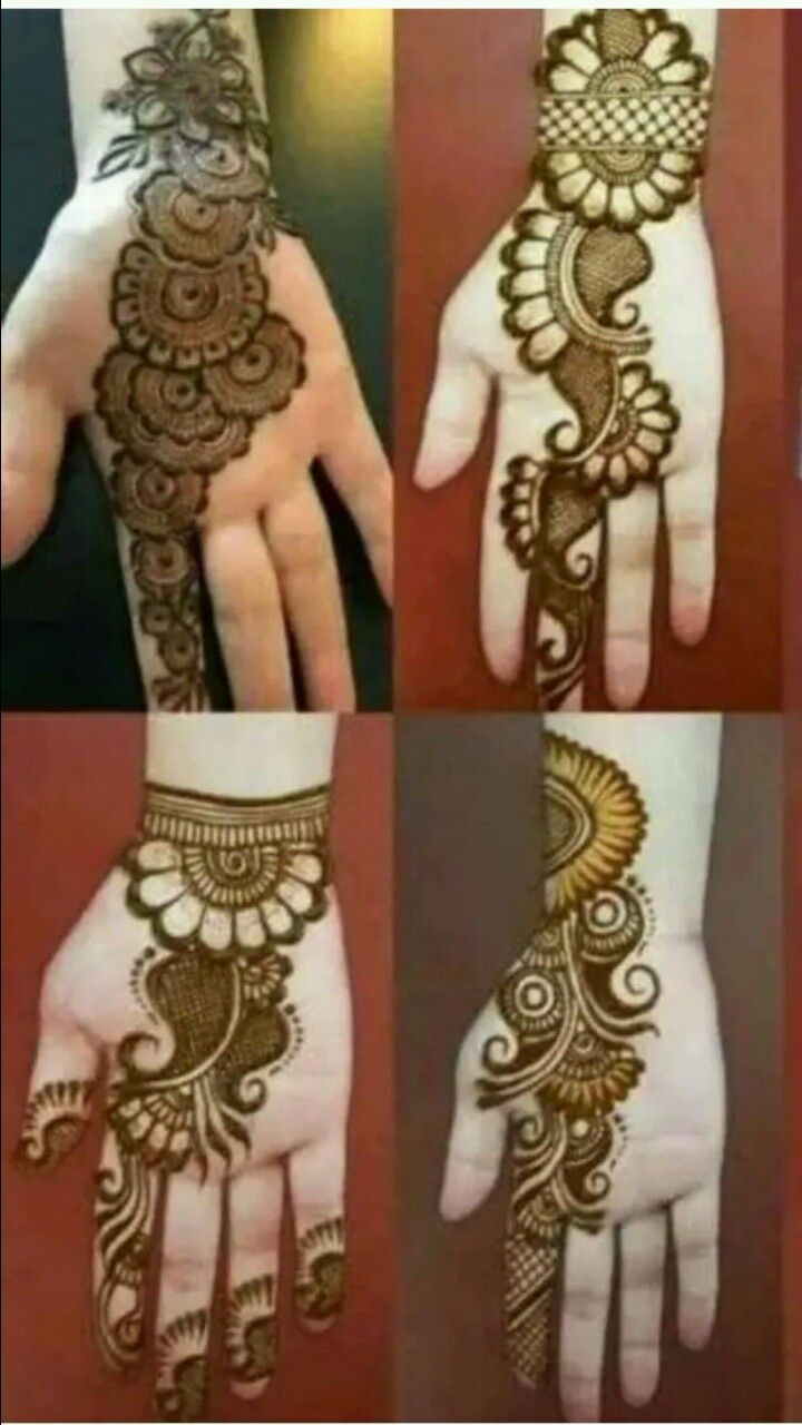 Pin By Urvashi Kothari On Henna In 2020 Hand Henna Henna Hand Tattoo Henna