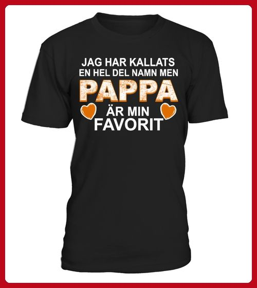 JAG HAR KALLATS EN HEL DEL NAMN MEN PAPPA R MIN FAVORIT - Shirts für eltern (*Partner-Link)