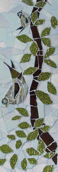 bird mosaicMosaics Art, Mosiac Art, Mosaïque, Mosaics Vitray, Birds Mosaics, Mosaics Ideas, Mosaics Gallery, Crafts, Stained Glasses