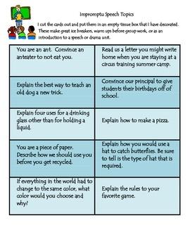 funny table topics questions