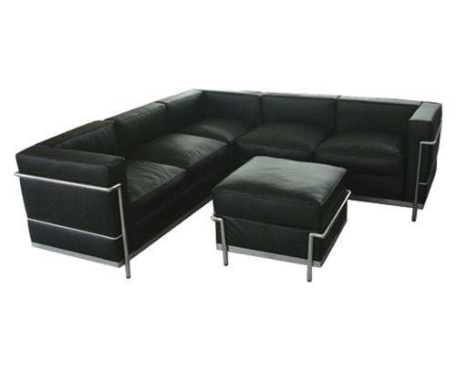 Modern designs black sofas from Italy Modern design black sofa ...