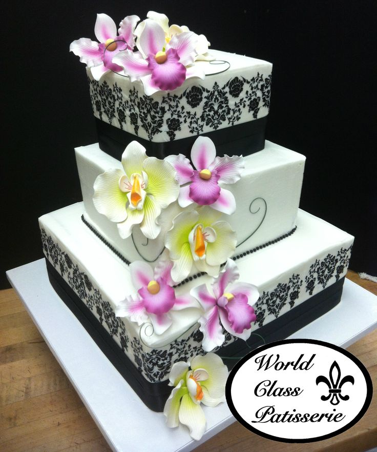 Wedding Cake Class: 10 Best Weddings By World Class Patisserie Images On