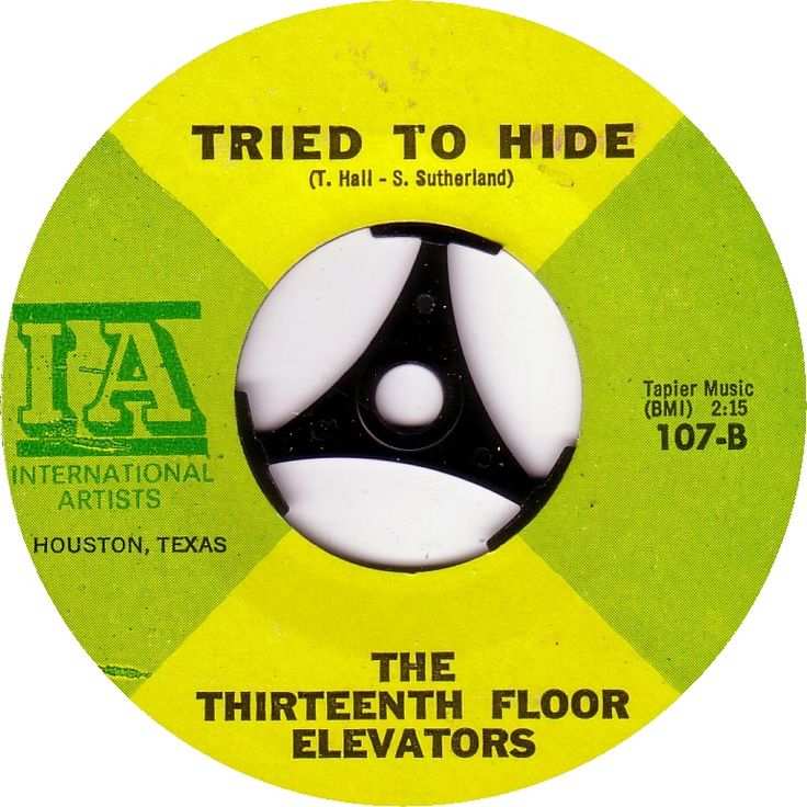 159 Best 13th Floor Elevators 45 Rpm Amp Ep Images On