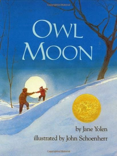 The Picture Book Teacher's Edition: Owl Moon by Jane Yolen (lots of instructional ideas)